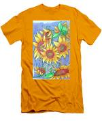 More Sunflowers Men's T-Shirt (Athletic Fit)