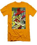 Mr. Graffiti Men's T-Shirt (Athletic Fit)