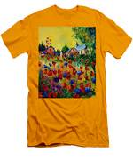 Poppies Sosoye Men's T-Shirt (Athletic Fit)