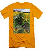 Summer Cycling Men's T-Shirt (Athletic Fit)