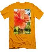 Zoo Flower Men's T-Shirt (Athletic Fit)