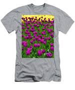 Floral Art Vi Men's T-Shirt (Athletic Fit)