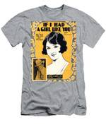 If I Had A Girl Like You Men's T-Shirt (Athletic Fit)