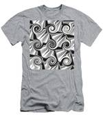 Shadowtown Men's T-Shirt (Athletic Fit)