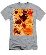 Abstract Number One Men's T-Shirt (Athletic Fit)