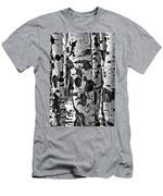 Aspen Art Men's T-Shirt (Athletic Fit)