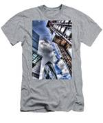City Of London Iconic Buildings Men's T-Shirt (Athletic Fit)
