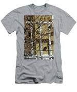 Cold Birds Men's T-Shirt (Athletic Fit)