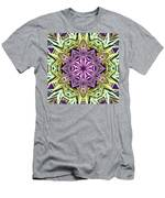 Cosmic Electricity Men's T-Shirt (Athletic Fit)