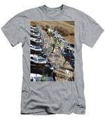 Country Table Setting Men's T-Shirt (Athletic Fit)