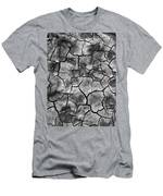 Facing The Dirt  Men's T-Shirt (Athletic Fit)