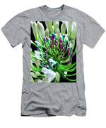 Flower Bunch Bush Sensual Exotic Valentine's Day Gifts Men's T-Shirt (Athletic Fit)