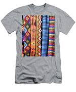 Handwoven Men's T-Shirt (Athletic Fit)