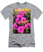 Hummingbird Moth Men's T-Shirt (Athletic Fit)