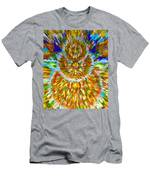 Mandalas Of The Buddha Men's T-Shirt (Athletic Fit)