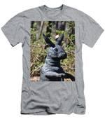 Mr Rabbit 2 Men's T-Shirt (Athletic Fit)