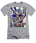 Old Blue Eyes Men's T-Shirt (Athletic Fit)