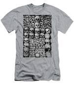 Paris Catacombs Men's T-Shirt (Athletic Fit)
