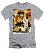 The Best Flowers Are Made Of Icing  Men's T-Shirt (Athletic Fit)