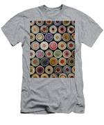 The Great Wall Of Tea Men's T-Shirt (Athletic Fit)