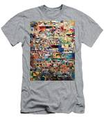 the place of the Beis HaMikdash Men's T-Shirt (Athletic Fit)
