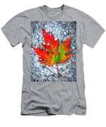 The Spirit Of Autumn Men's T-Shirt (Athletic Fit)