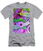 Time In Abstract 20130605p72 Men's T-Shirt (Athletic Fit)
