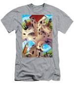 Tuscany I Men's T-Shirt (Athletic Fit)