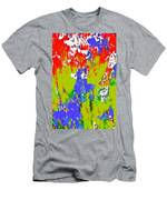 Abstract 260 Men's T-Shirt (Athletic Fit)