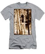 Aspens S L Men's T-Shirt (Athletic Fit)