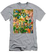 Better One Be Known As An Idiot All His Days Then To Be Wicked Before Hashem A Single Moment. Men's T-Shirt (Athletic Fit)