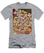 Calaveras Azucar Y Pan Dulce Men's T-Shirt (Athletic Fit)