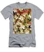 Double Hydrangeas  Men's T-Shirt (Athletic Fit)