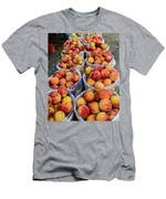 Food - Harvested Peaches Men's T-Shirt (Athletic Fit)