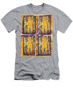 Four Women In One Men's T-Shirt (Athletic Fit)