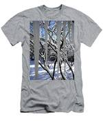 Icicles Men's T-Shirt (Athletic Fit)