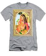 Indian Empress Men's T-Shirt (Athletic Fit)