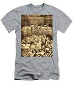 Inside The Historical Brick Kiln Decatur Alabama Usa Men's T-Shirt (Athletic Fit)