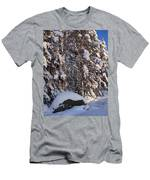 January Nr1 Men's T-Shirt (Athletic Fit)