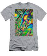 Lm Of Tartaric Acid Crystal Men's T-Shirt (Athletic Fit)