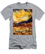Sedona Sky Men's T-Shirt (Athletic Fit)
