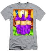 Vino Men's T-Shirt (Athletic Fit)