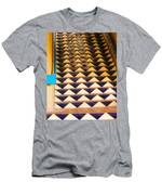 Way To The Blue Corn Men's T-Shirt (Athletic Fit)