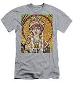 Theodora (c508-548) Men's T-Shirt (Athletic Fit)