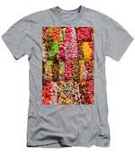Candy Stand - La Bouqueria - Barcelona Spain Men's T-Shirt (Athletic Fit)