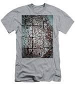 Jesus The Good Shepherd Men's T-Shirt (Athletic Fit)