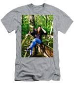 Taking A Break  Men's T-Shirt (Athletic Fit)