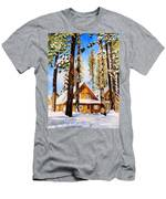#140 Gatekeepers Museum Men's T-Shirt (Athletic Fit)