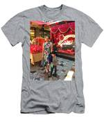 The Children's Book Writer Men's T-Shirt (Athletic Fit)