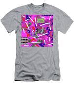 5-22-2015gabcdefghijklmnopqrtuvwxyzabcdefghijkl Men's T-Shirt (Athletic Fit)